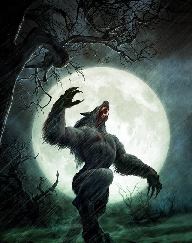 Nice werewolf - photo#14