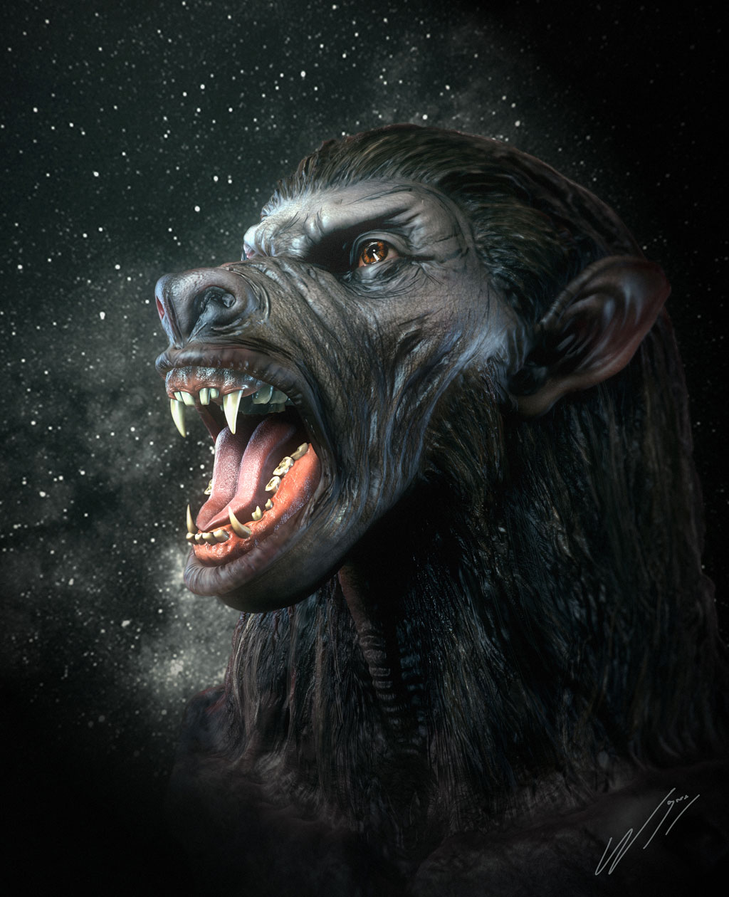 Werewolves Shifters: 1000+ Images About Werewolf On Pinterest