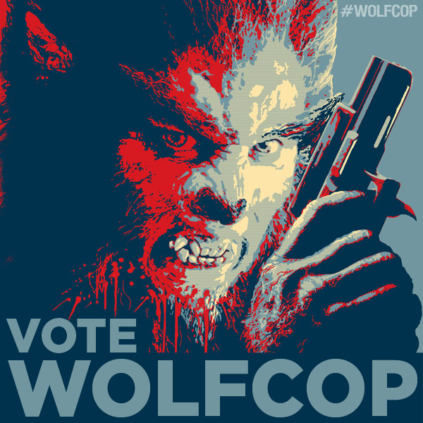VOTE WOLFCOP Avatar
