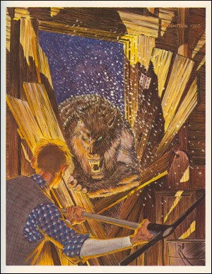 Bernie Wrightson - Cycle of the Werewolf