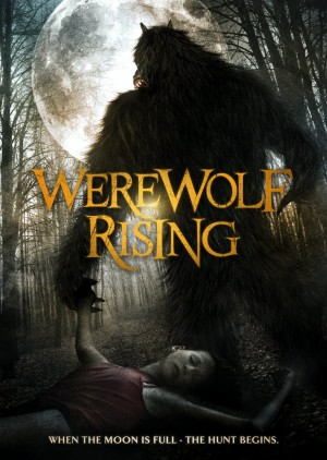 Werewolf Rising DVD Cover